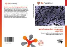 Обложка Mobile Assisted Language Learning