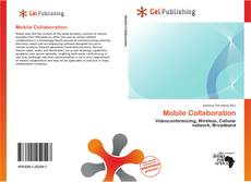 Portada del libro de Mobile Collaboration