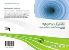 Buchcover von Mobile Phone Operator
