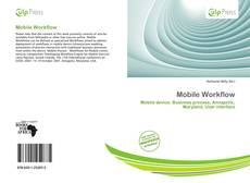 Bookcover of Mobile Workflow