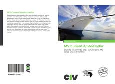 Bookcover of MV Cunard Ambassador