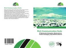 Couverture de Rich Communication Suite