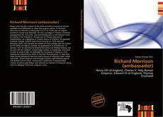 Bookcover of Richard Morrison (ambassador)