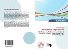 Обложка Humphrey Swynnerton