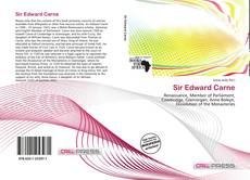 Sir Edward Carne的封面