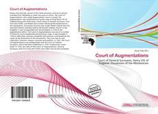 Court of Augmentations kitap kapağı