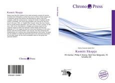 Komiti Skopje kitap kapağı