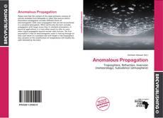 Couverture de Anomalous Propagation