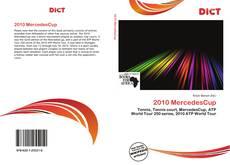 2010 MercedesCup的封面
