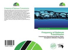 Bookcover of Frequency of Optimum Transmission
