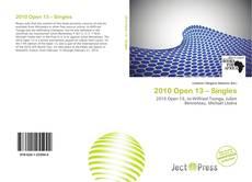 Buchcover von 2010 Open 13 – Singles