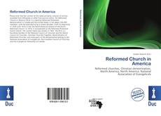 Reformed Church in America的封面