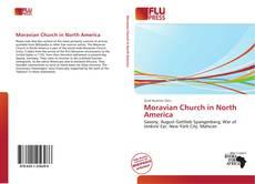 Couverture de Moravian Church in North America