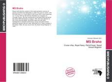 Buchcover von MS Brahe