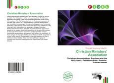 Portada del libro de Christian Ministers' Association