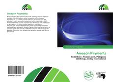 Bookcover of Amazon Payments
