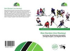 Buchcover von Don Gordon (Ice Hockey)