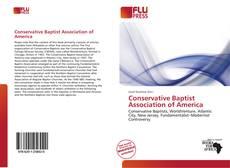 Bookcover of Conservative Baptist Association of America