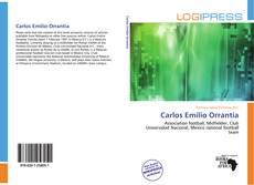 Обложка Carlos Emilio Orrantía