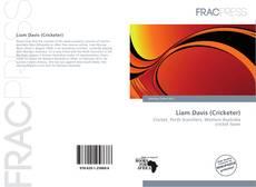 Bookcover of Liam Davis (Cricketer)