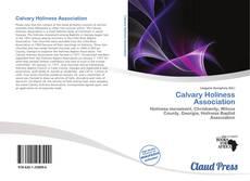 Обложка Calvary Holiness Association