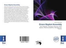 Borítókép a  Grace Baptist Assembly - hoz