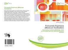 Capa do livro de Fernando Espinoza (Mexican footballer)