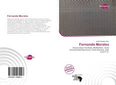 Bookcover of Fernando Morales