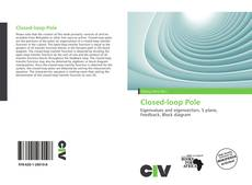 Bookcover of Closed-loop Pole