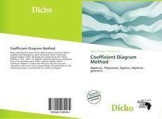 Bookcover of Coefficient Diagram Method