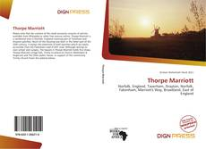 Bookcover of Thorpe Marriott