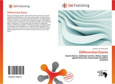 Bookcover of Differential Game
