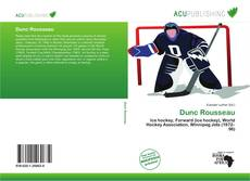 Dunc Rousseau kitap kapağı