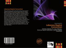 Couverture de Lebanese Baptist Convention