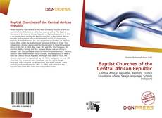 Couverture de Baptist Churches of the Central African Republic