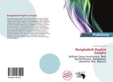 Bookcover of Bangladesh Baptist Sangha
