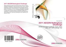 Bookcover of 2011 AEGON Nottingham Challenge