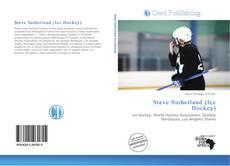 Buchcover von Steve Sutherland (Ice Hockey)