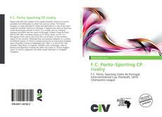 Bookcover of F.C. Porto–Sporting CP rivalry