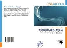 Bookcover of Flatness (systems theory)