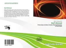 Asif Ahmed的封面