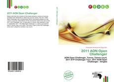 Buchcover von 2011 AON Open Challenger