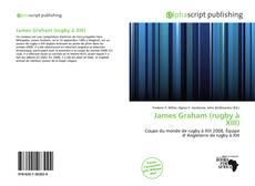 Portada del libro de James Graham (rugby à XIII)