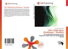 Copertina di 2011 AON Open Challenger – Doubles