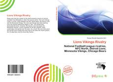 Bookcover of Lions Vikings Rivalry