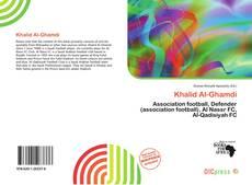 Bookcover of Khalid Al-Ghamdi