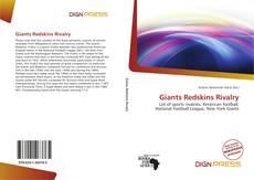 Portada del libro de Giants Redskins Rivalry