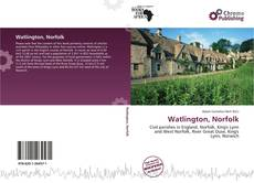 Capa do livro de Watlington, Norfolk