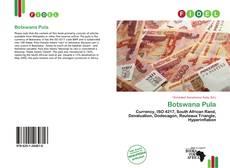 Capa do livro de Botswana Pula