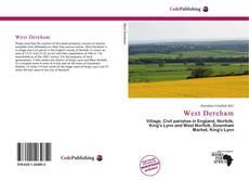 Bookcover of West Dereham